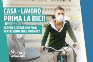 CASA-LAVORO, PRIMA LA BICI!, Al centro della FASE 2 il ruolo delle aziende
